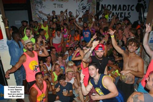 Party Nomad House