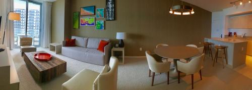 Upscale 1 bed OceanView Apartment