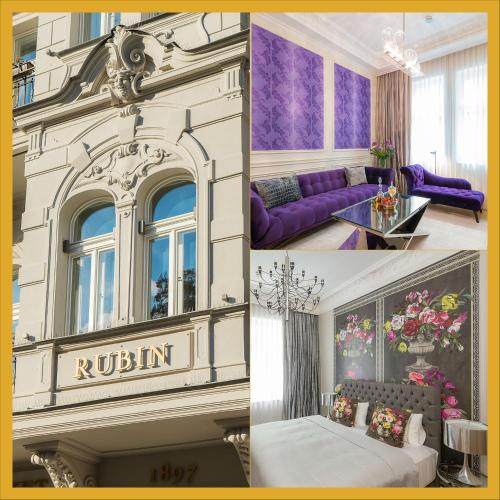 Rubin Luxury Apartments Adults Only 12+