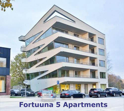 Fortuuna 5 Apartment