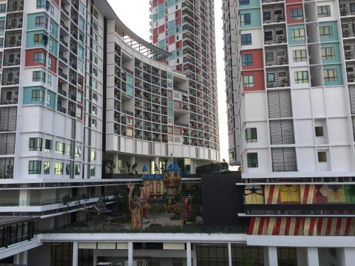 Apartment I Soho Condominium I City Shah Alam Malaysia