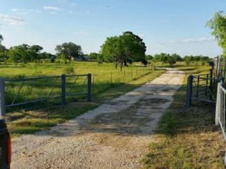Eagle Ford Shale property