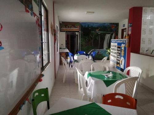 Hotel cafeteria San Miguelito