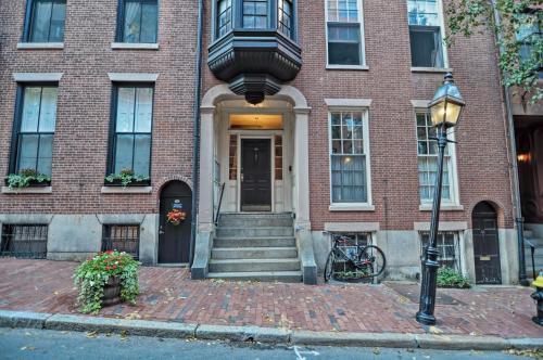 Iconic Beacon Hill Apartment on Quiet Street