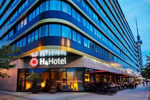 H4 호텔 베를린 알렉산더플라츠