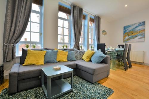 De La Haye Apartment