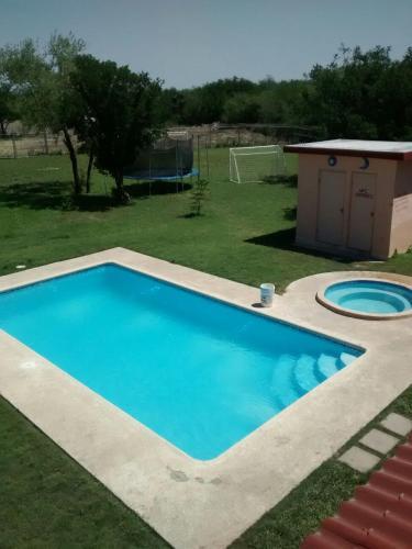 Casa rural quinta campestre m xico monterrey for Alquiler de casas baratas en sevilla este
