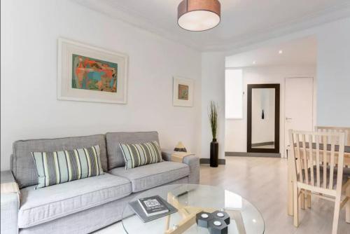 Exclusive Central Paris Apartment