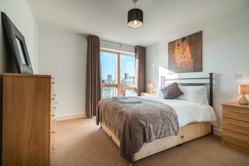 Superior Canalside 1 Bedroom Apartment