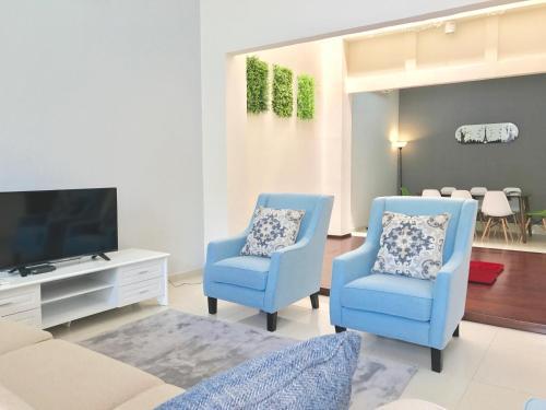 StraitsQuay Luxury Suite 12pax