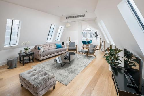 Large Stunning 3bed 2bath Penthouse in Clerkenwell