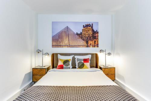 Parisian Loft 1