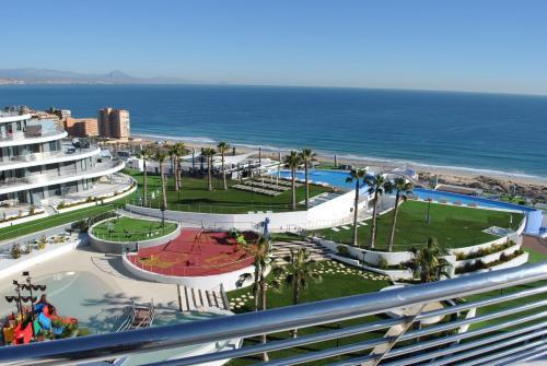 Arenales del Sol Infinity View Top floor