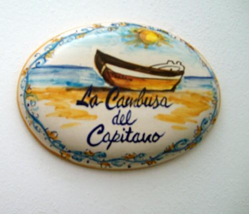 La Cambusa del Capitano
