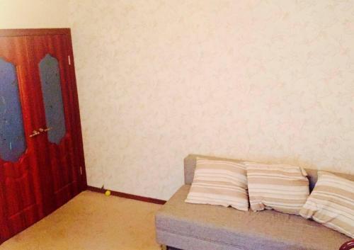 A seating area at Apartment on Nadibaidze 3