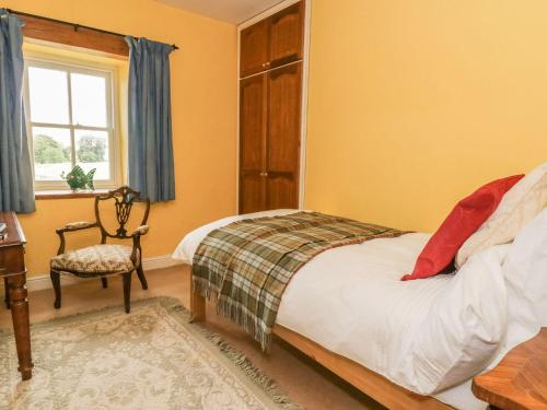 A bed or beds in a room at Lammer Side