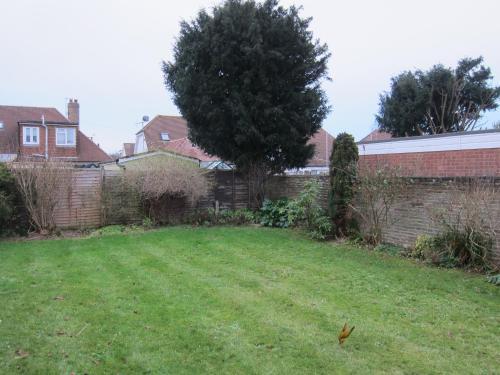 A garden outside No 9