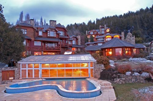 Nido del Cóndor Hotel & Spa
