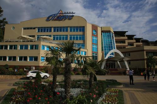 Hotel Complex Parus Glavniy Build.