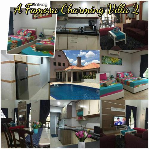Charming villa muslim 950 @ alor gajah