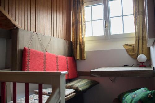 Letto o letti in una camera di Apartment Carezza
