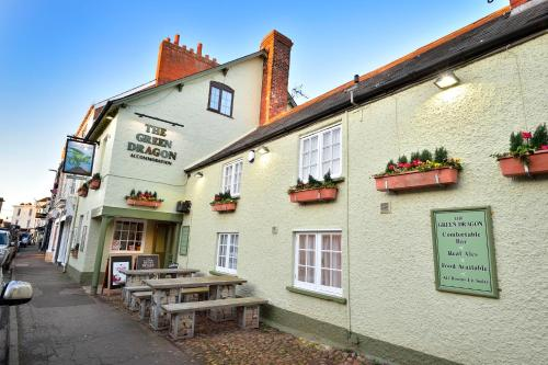 The Green Dragon (Part of South Coast Inns)