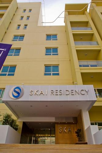 SKAI Residency (SKA1 Holiday Homes Rental)