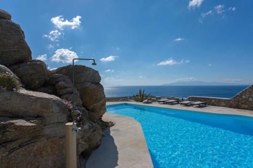 The swimming pool at or near Villa Carina II by Elite Estates