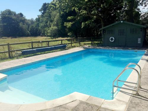 The swimming pool at or near The Cottage At Dockens Water