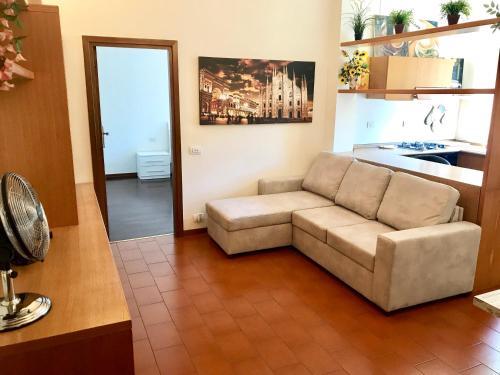 Гостиная зона в Appartamento