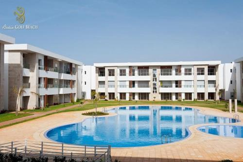 Appartement Odyssee - Bahia Golf Beach