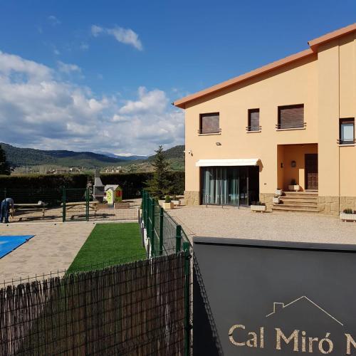 Casa de Campo CAL MIRÓ NOU (Espanha Cardona) - Booking.com
