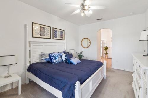Un ou plusieurs lits dans un hébergement de l'établissement Cumbrian Lakes House #244957