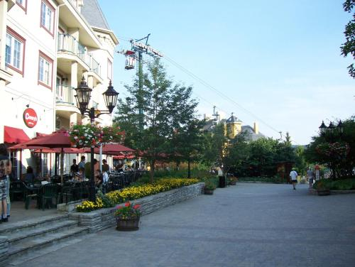 Appartements louer mont tremblant for Meuble branchaud mont tremblant