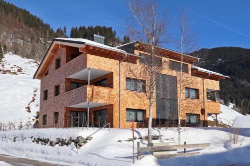 Kanis Appartements im Winter