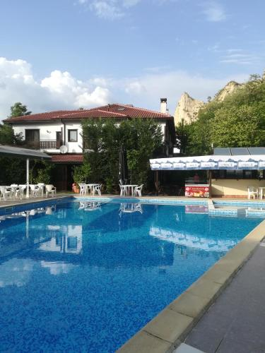 The swimming pool at or near Elli Greco Hotel