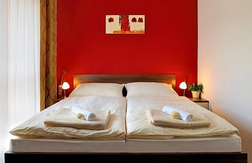 Легло или легла в стая в Melrose Apartments
