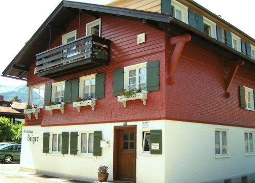 Gästehaus Geiger