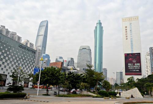 Shenzhen Modern Classic Hotel, Mix City Shopping Mall