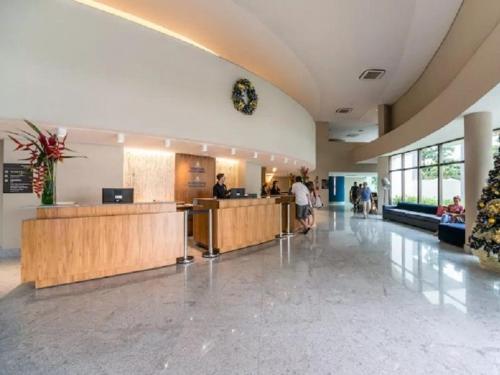 The lobby or reception area at NOB1804 Excelente Flat em Boa Viagem com 2 quartos