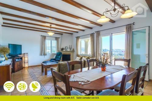 Fotos De Salon Comedor.Solhabitat Villa Comes Ispanija Teulada Booking Com