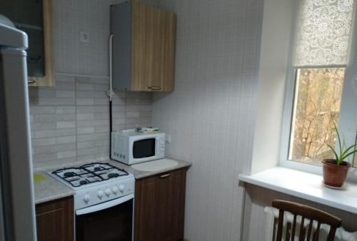 A kitchen or kitchenette at Botanica
