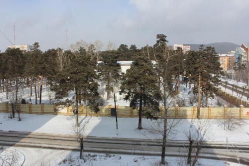 1k Gor'kogo 67 зимой
