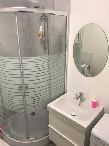 Ванная комната в In the Park