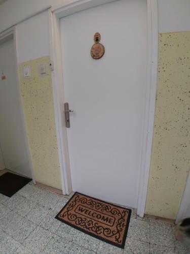 Kopalnica v nastanitvi Apartment Veronika