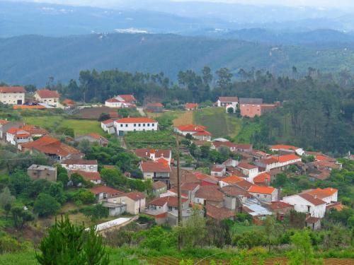 A bird's-eye view of Eira do Povo