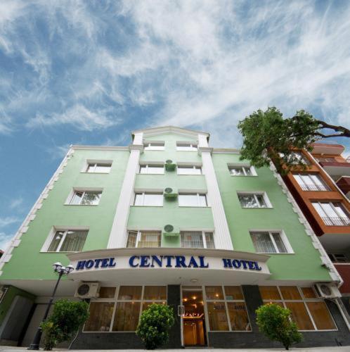 Хотел Централ - Бургас
