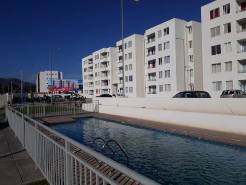 A piscina em ou perto de Departamento Gabriela