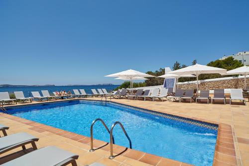 The swimming pool at or near Sol Bahía Ibiza Suites