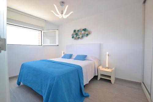 Cama o camas de una habitación en Apartamento 12 Soles